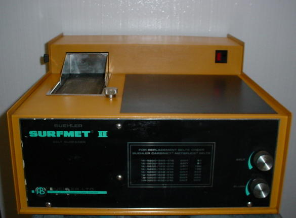 buehler for sale : Emerson Supply equipment and supplies.